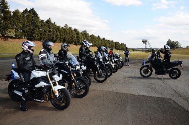 Triumph Riding Experience inicia atividades em 2016 3